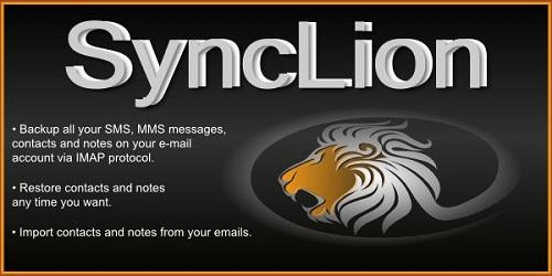 Aplicación SyncLion
