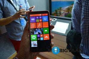 Práctica: Nokia Lumia 1320 [Pictures]
