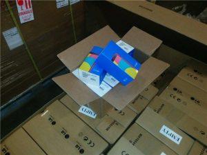 La caja minorista de Red Nexus 5 aparece en nuevas imágenes en vivo