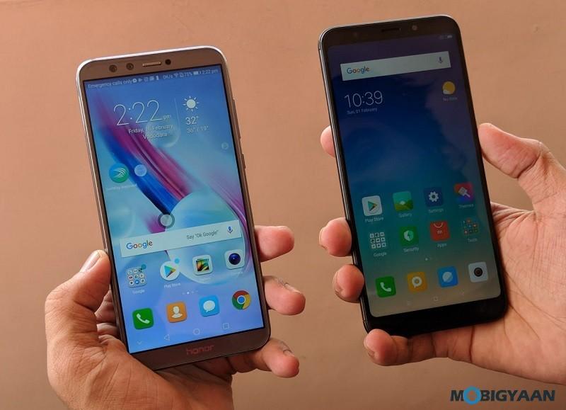 Honor-9-Lite-vs-Xiaomi-Redmi-Note-5-Comparación de especificaciones-5