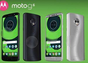Especificaciones de Moto G6 reveladas a través de un sitio web de evaluación comparativa