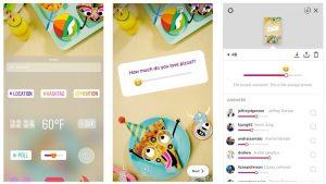 Emoji Slider es otra forma de obtener la opinión de tus seguidores en Instagram