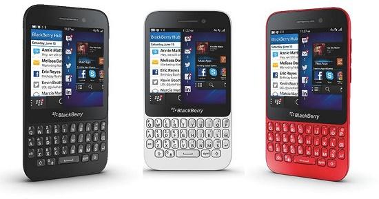 BlackBerry-Q5-Colores