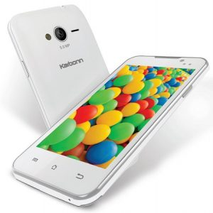 Karbonn lanza cuatro nuevos teléfonos inteligentes Android con un precio inferior a Rs.  7500