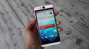 Revisión de HTC Desire Eye: doble asombro