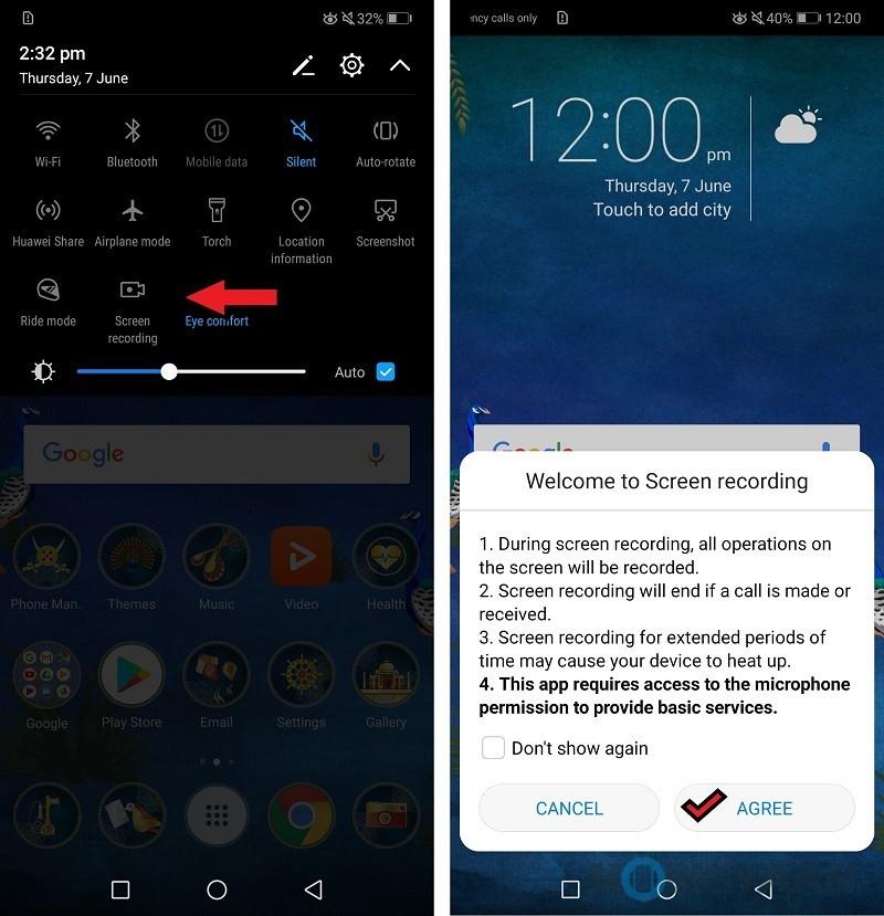 Huawei-P20-Lite-Grabación-de-pantalla-1