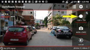 Convierta su dispositivo Android en una Dash Cam [Guide]