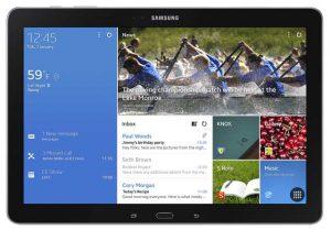 La serie Samsung Galaxy TabPRO presentada en CES 2014 con tabletas de 8.4, 10.1 y 12.2 pulgadas