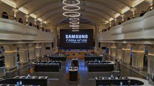 Samsung abre su centro de experiencia móvil más grande del mundo en la Ópera de Bangalore