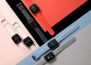 Reloj inteligente Amazfit GTS con pantalla AMOLED de 1,65 pulgadas lanzado en India por ₹ 9,999