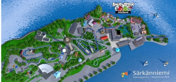 angry birds land 4
