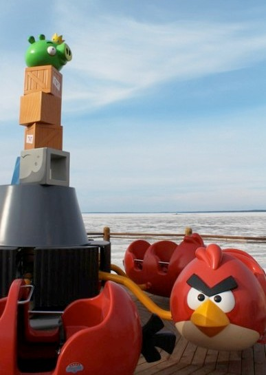 angry birds land 5