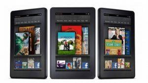 Precio de Amazon Kindle Fire HD reducido a Rs.  11999 en India