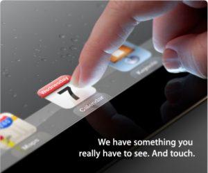 iPad - ¿Qué pasa?