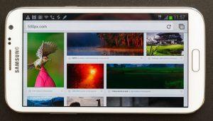 Android 4.3 Build para Samsung Galaxy Note 2 filtrado
