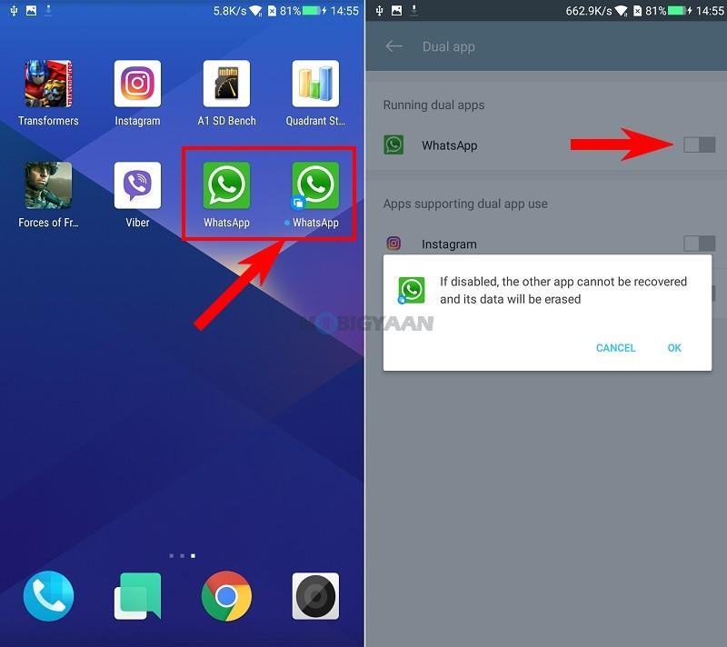 Cómo-habilitar-dos-cuentas-de-WhatsApp-en-Coolpad-Cool-Play-6-Guide-1