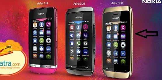 Nokia-Asha-308-Diwali