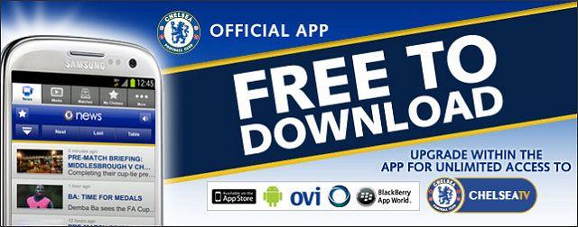 Chelsea-aplicación