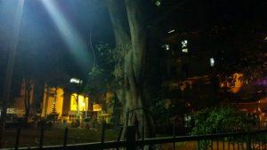 Nokia Lumia 720 - Fotos nocturnas