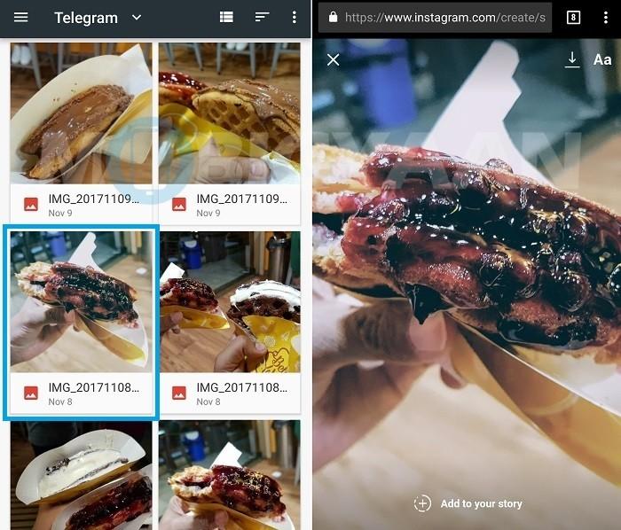 cómo-publicar-historia-de-instagram-navegador-web-móvil-android-2
