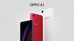 OPPO A1 se vuelve oficial con pantalla de 5.7 pulgadas 18: 9, cámara de 13 MP y desbloqueo facial
