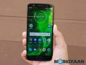 Primeras impresiones y prácticas de Motorola Moto G6