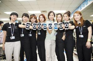 20 millones de unidades de Samsung Galaxy S III vendidas en solo 100 días, a nivel mundial