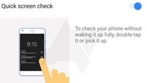 Se espera que los teléfonos inteligentes Nexus 2016 incluyan el modo de luz nocturna y toque dos veces para activar el gesto