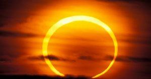 Cuándo y cómo fotografiar el eclipse solar anular