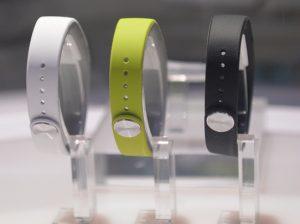 Sony SmartBand se lanzó en CES;  incluye tecnología de fitness, Lifelog y más