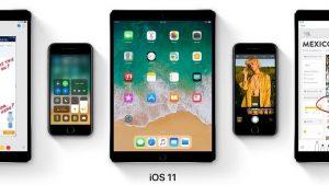 Aquí está la lista de dispositivos Apple que recibirán la actualización de iOS 11