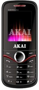 AKAI lanza Dual SIM SAMURAI plus con duración de batería ultralarga