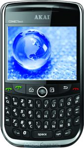 AKAI lanza S̶y̶m̶b̶i̶a̶n̶ ̶b̶a̶s̶e̶d, teléfono Dual SIM - Connect Book