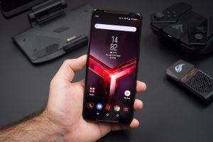 El teléfono inteligente para juegos ASUS ROG Phone 3 se lanzará el 22 de julio