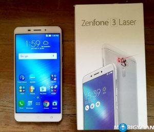 ASUS ZenFone 3 Laser Hands On [Images]