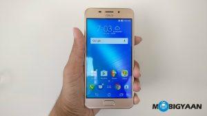 ASUS ZenFone 3s Max con Android 7.0 Nougat y batería de 5000 mAh lanzado en India por ₹ 14,999