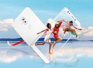 ASUS ZenFone 5 Lite con cámaras cuádruples y superficies de pantalla completa en línea