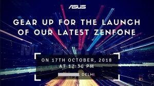 ASUS está listo para lanzar un nuevo teléfono inteligente en India el 17 de octubre