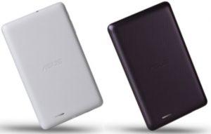 ASUS prepara dos tabletas de 7 pulgadas con Android Jelly Bean para la posible presentación de CES 2013