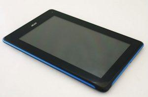 Acer Iconia B1 aparece en carne real antes del lanzamiento de CES