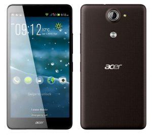 Acer Liquid X1 con tecnología de procesador MediaTek octa-core anunciado