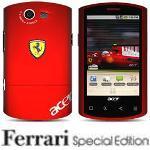 Acer presenta el móvil Liquid E Ferrari Edition