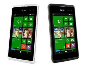 Acer regresa a Windows Phone con el económico Liquid M220