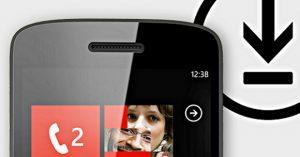 Actualice a Windows Phone 7.5 para seguir accediendo a Marketplace