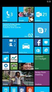 Actualización 3 de Windows Phone 8;  agrega compatibilidad con procesador de cuatro núcleos y 1080p junto con un nuevo modo de conducción