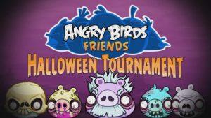 Actualización de Angry Birds Friends;  trae consigo un nuevo torneo de Halloween
