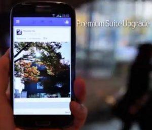 Actualización de la Suite Premium para Samsung Galaxy S III en demostración, próximamente