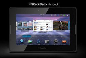 Actualización de la versión 2.0 para BlackBerry PlayBook solo después de finales de octubre