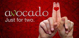 Aguacate: una aplicación para que las parejas se mantengan cercanas y conectadas este día de San Valentín