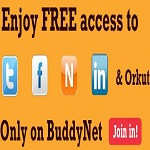 Ahora acceda a los sitios de redes sociales de forma gratuita en Tata Docomo BuddyNet